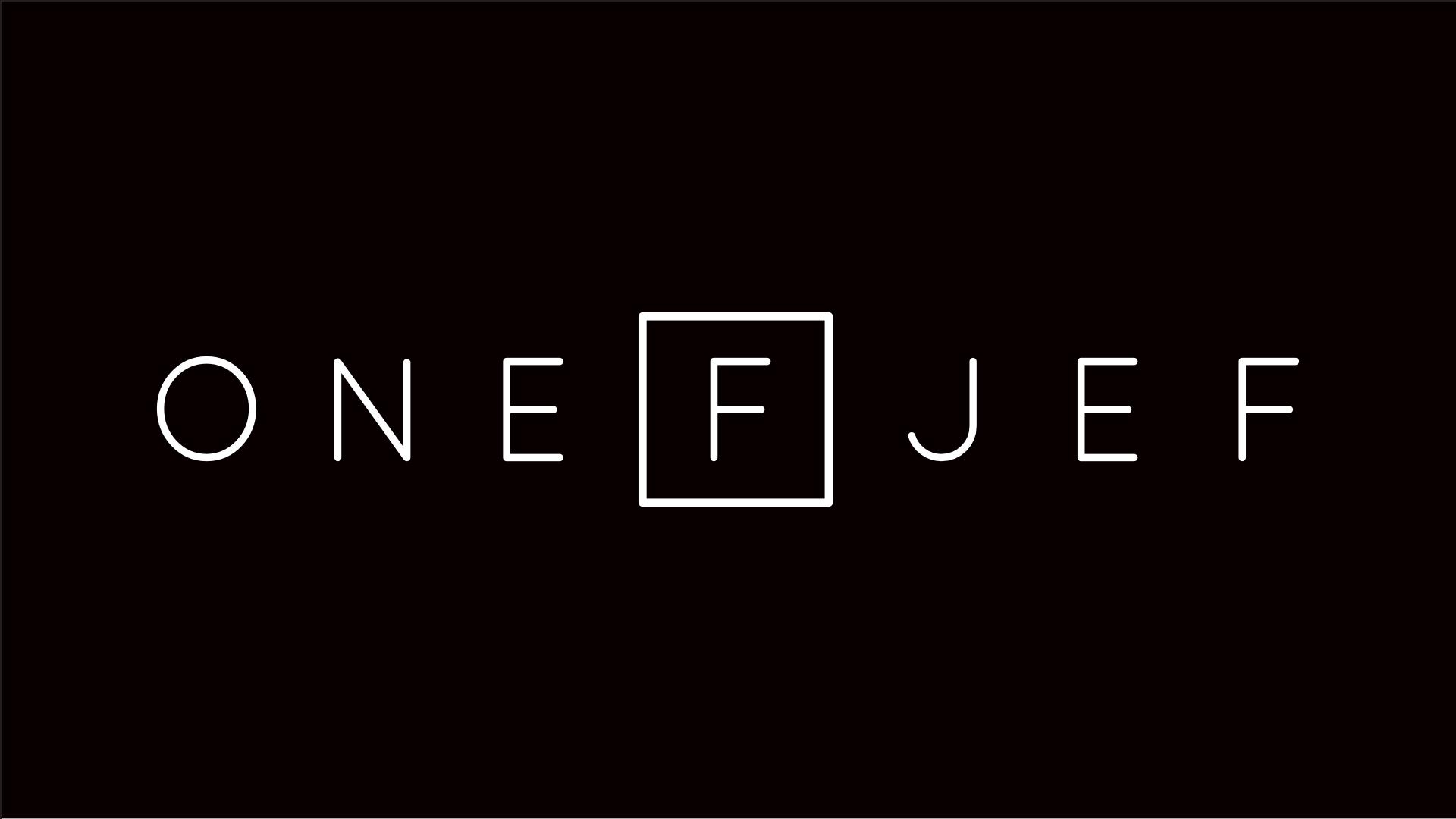 One F Jef logo