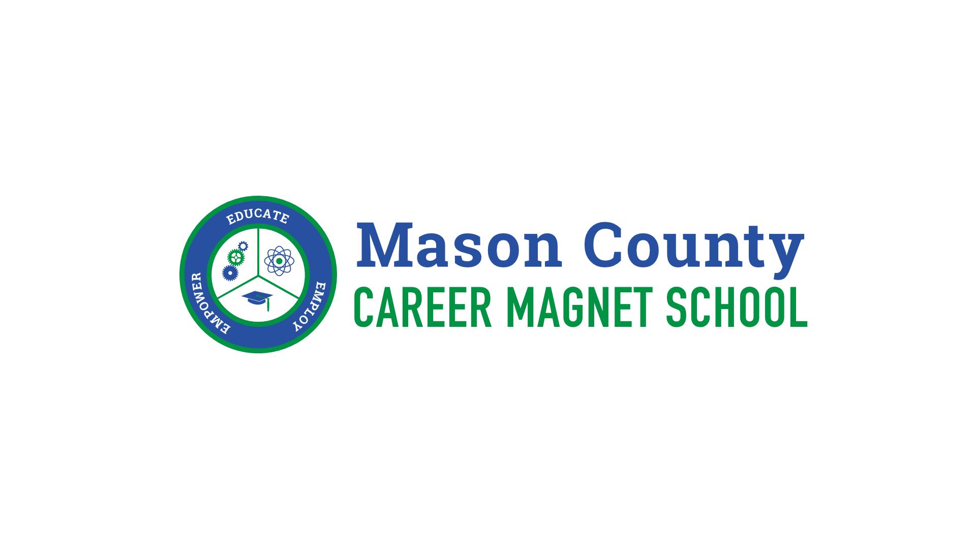 Mason County Career Magnet School logo