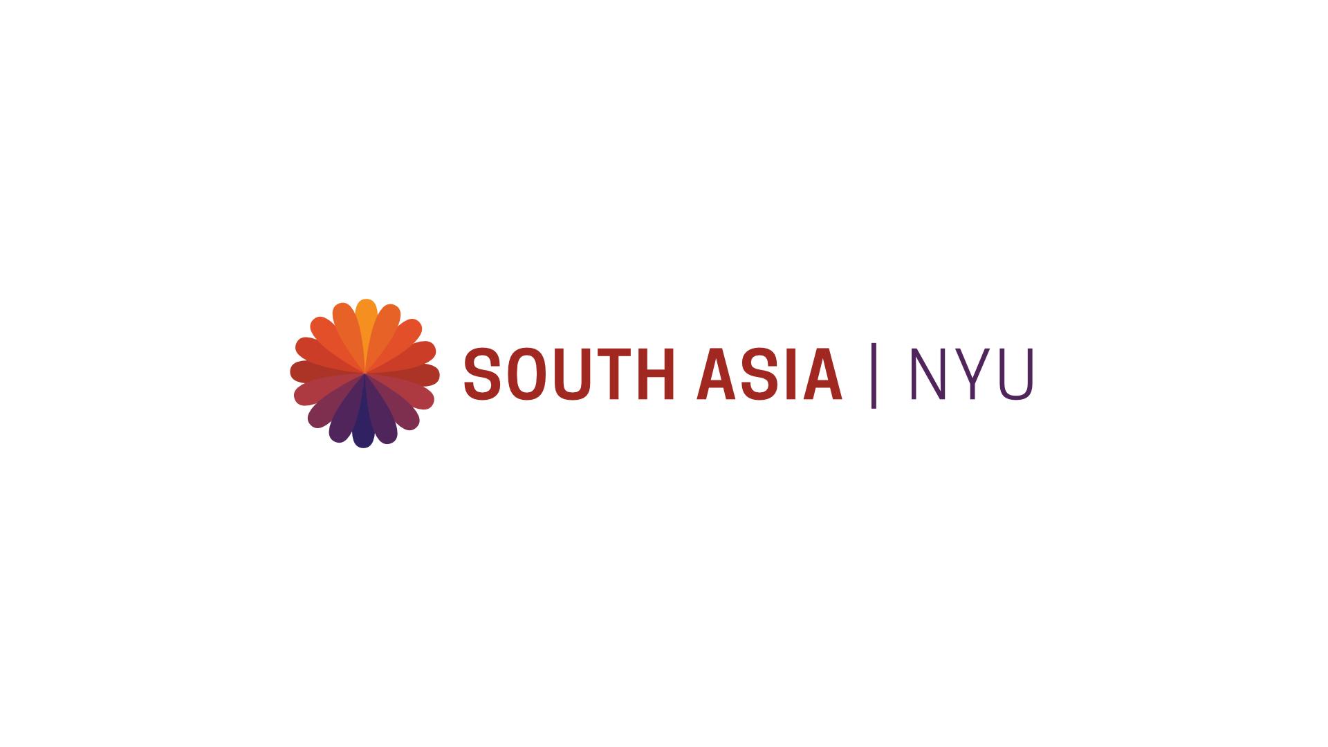 South Asia at NYU logo