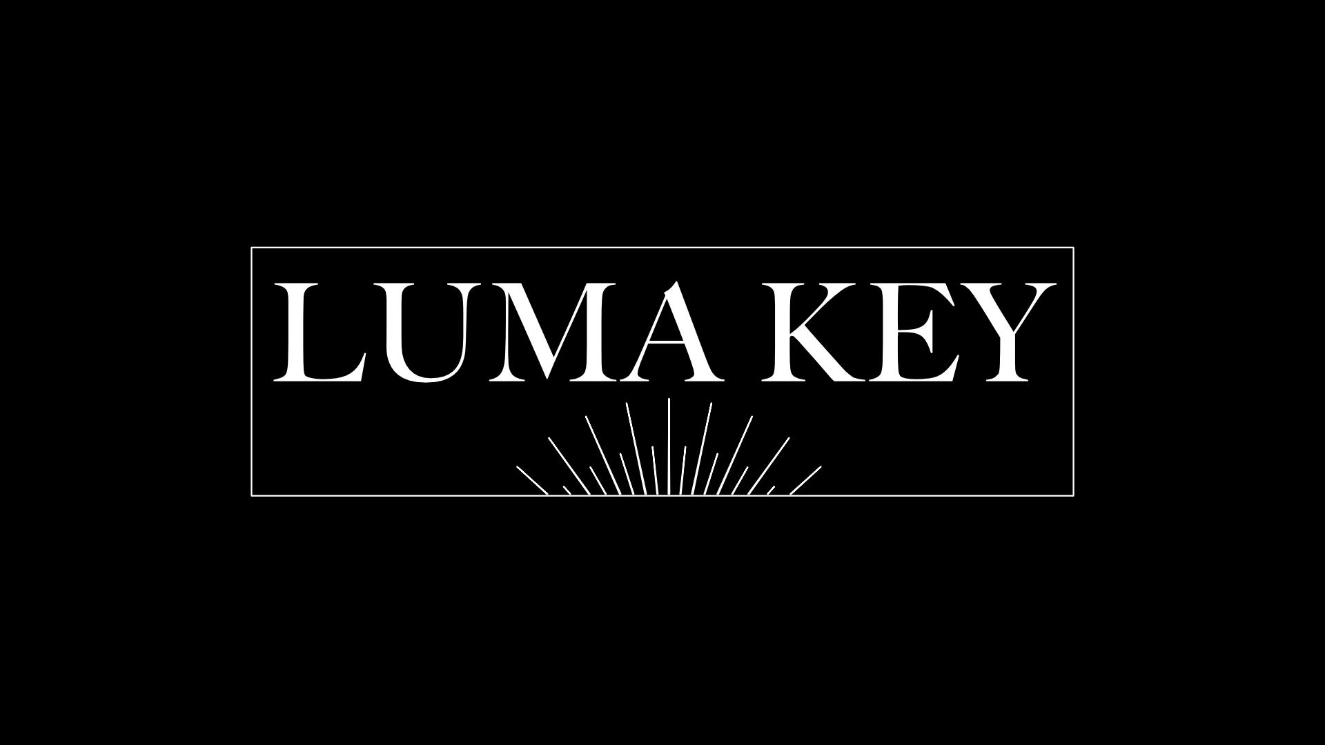 Luma Key logo