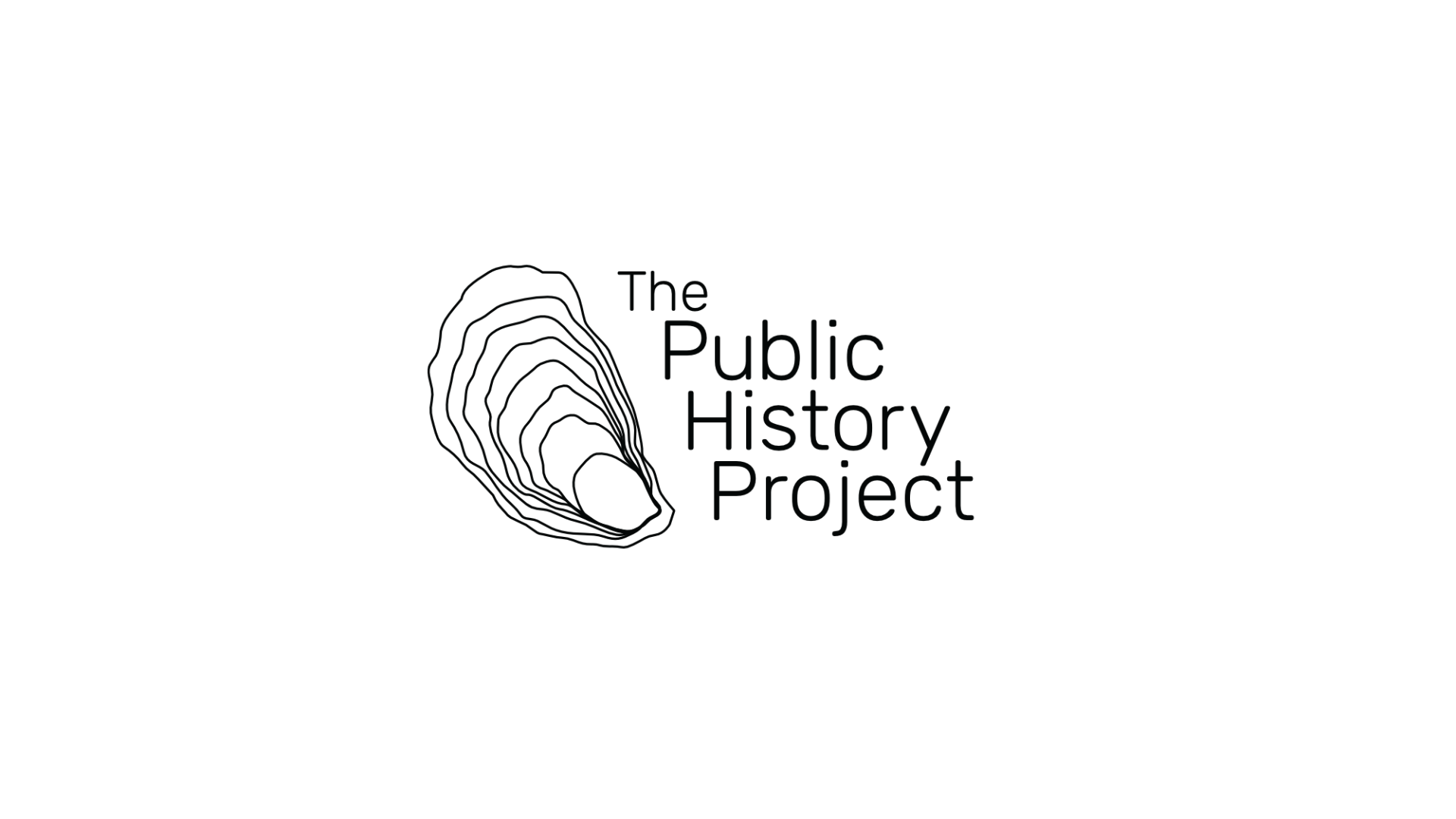 The Public History Project logo