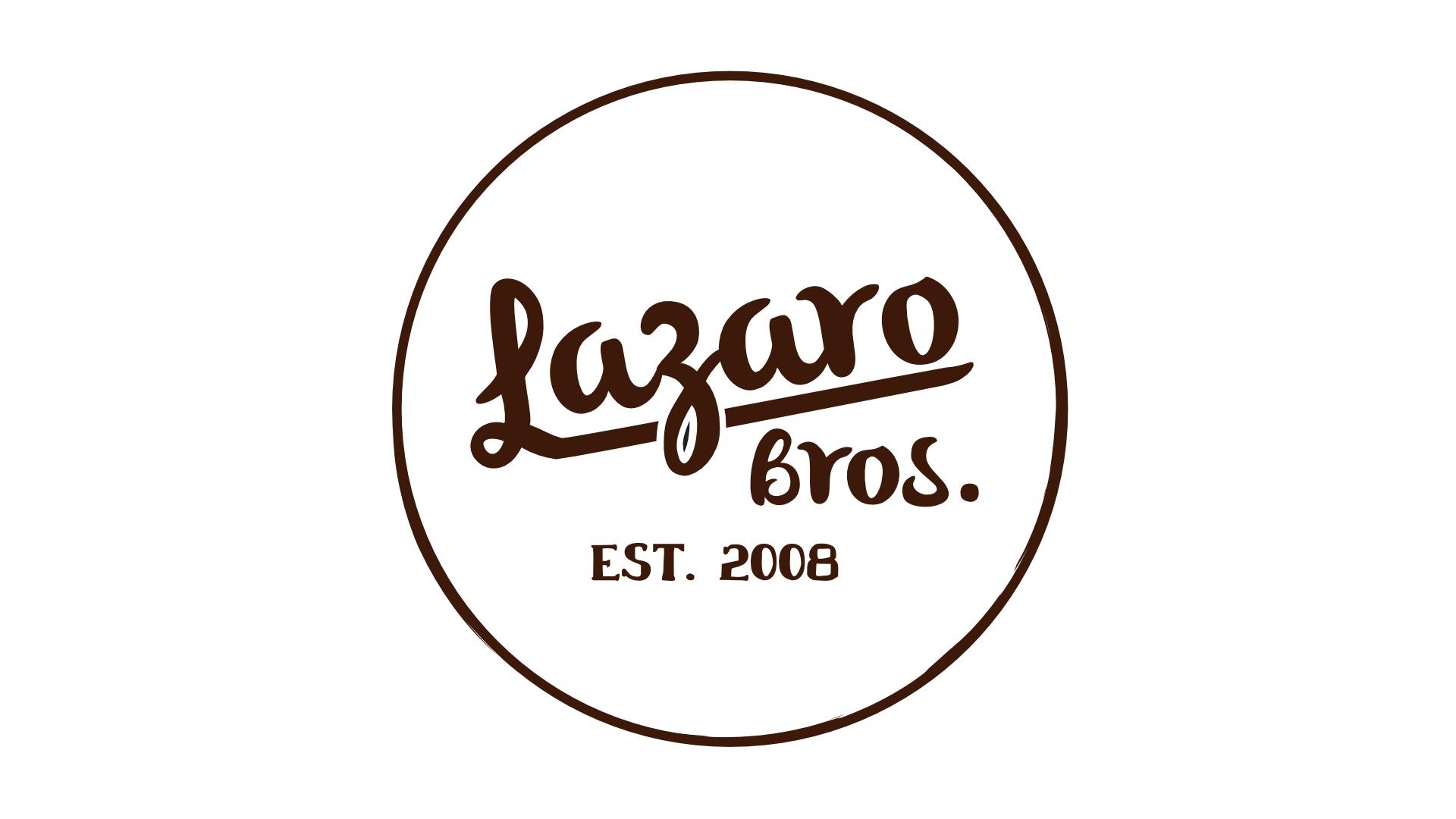 Lazaro Brothers logo